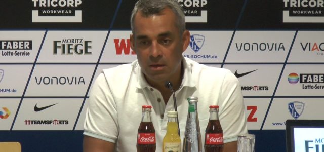 """Bochums Cheftrainer Robin Dutt: """"Ohne Experimente ist keine Weiterentwicklung möglich"""""""