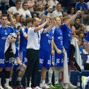 VfL Gummersbach empfängt erstmalig den EHV Aue in der SCHWALBE arena