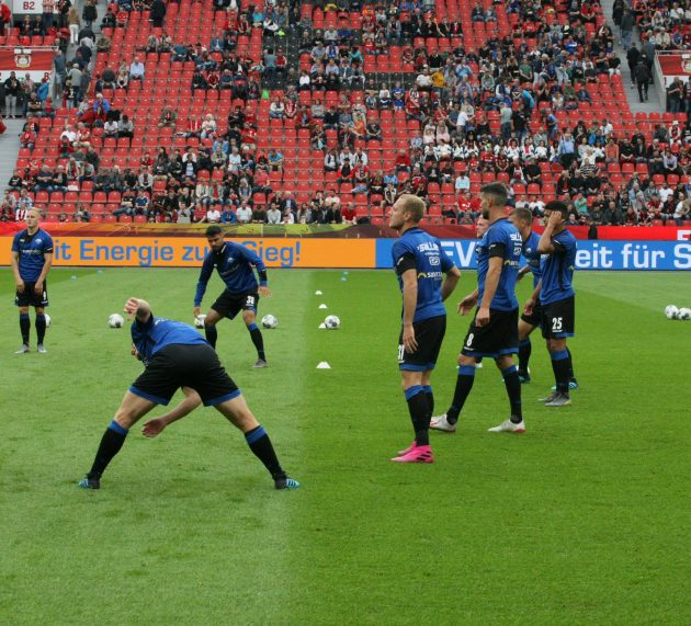 Testspiel am 8. Oktober beim FC Schalke 04