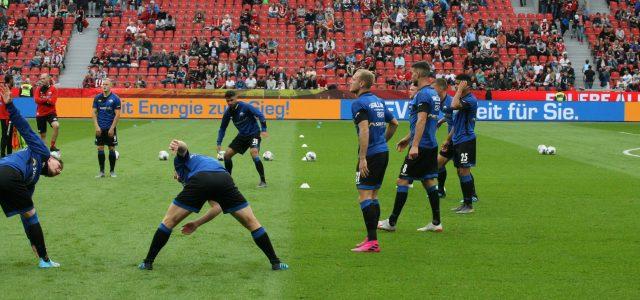 SCP: 18:0-Sieg im Freundschaftsspiel bei der SG Wewelsburg/Ahden