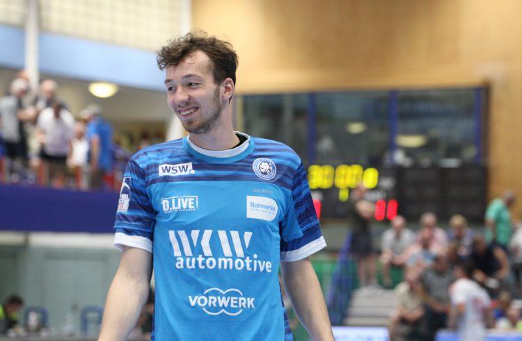 Youngster Alexander Weck vom BHC erhält Zweitspielrecht beim VfL