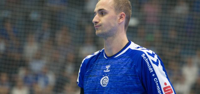 Florian Baumgärtner verstärkt zur Saison 2020/21 den TuS