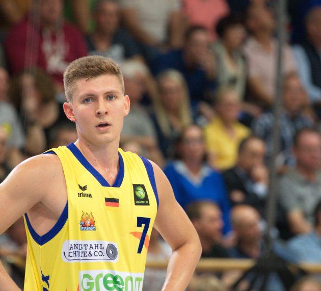 Niklas Geske verlässt Phoenix Hagen