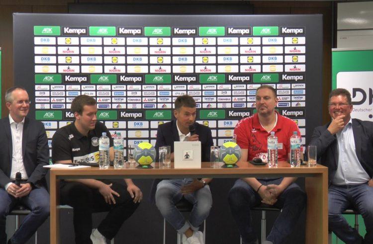 """Handball Bundestrainer Christian Prokop: """"Wollen qualitativ den nächsten Schritt machen"""""""