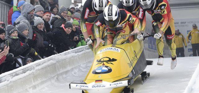 Erstes großes Highlight Anfang Januar in Winterberg: BMW IBSF Weltcup Bob & Skeleton und Viererbob-EM Großer Sport mit attraktivem Rahmenprogramm