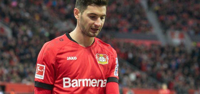 Muskel-Sehnenverletzung – Bundesliga-Saison für Alario beendet