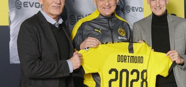 Borussia Dortmund und Puma verlängern bis 2028