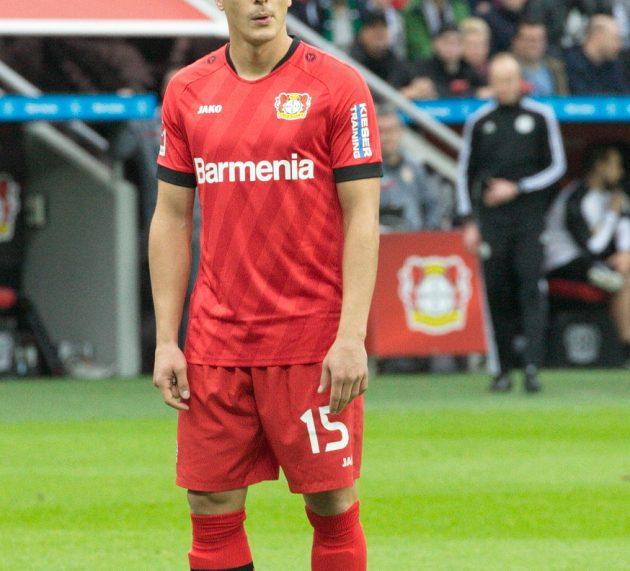 Bayer 04 verlängert mit Baumgartlinger