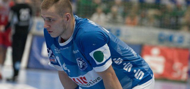 Heimspiel gegen Lemgo wird verlegt – Schwere Knieverletzung bei Maciej Majdzinski