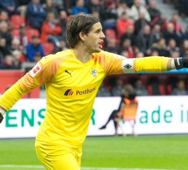 Borussia verlängert Vertrag mit Yann Sommer