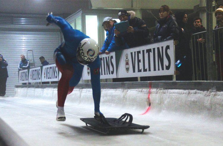 ICC und EC Skeleton erster Höhepunkt der Rennsaison: Über 100 Teilnehmer aus 20 Ländern starten in Winterberg