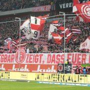 Fortuna Düsseldorf passt Jubiläumsfeier an