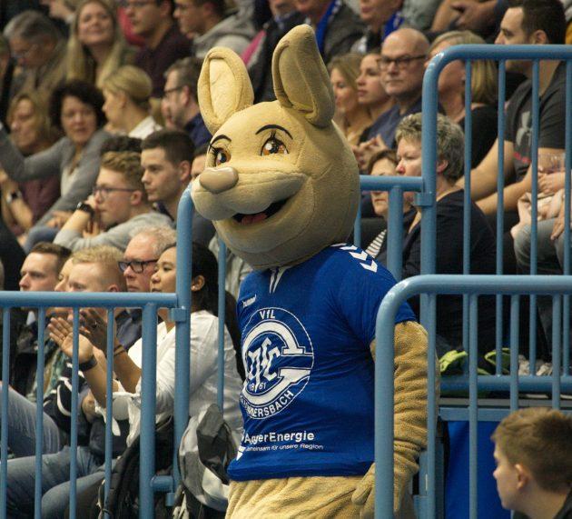 VfL Gummersbach gegen TV Hüttenberg ohne Zuschauer
