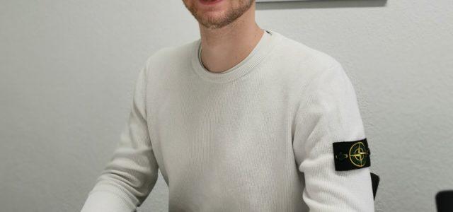 Jan-Eric Speckmann bleibt für zwei weitere Jahre beim TuS N-Lübbecke