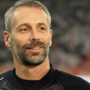 Cheftrainer Marco Rose wird Borussia nach Saisonende verlassen