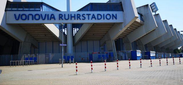 Bochum: Das erste Akustikheimspiel