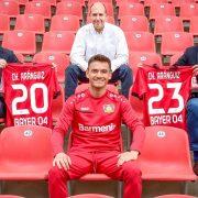 Bis 2023 – Bayer 04 verlängert mit Charles Aránguiz