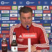 """HSV-Coach Hecking will im Spitzenspiel einen Sieg für """"Uns Uwe"""""""