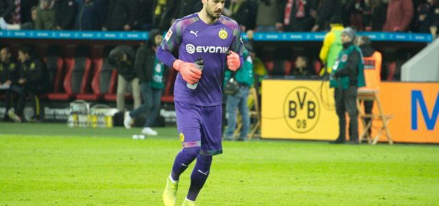Borussia Dortmund verlängert Vertrag mit Roman Bürki