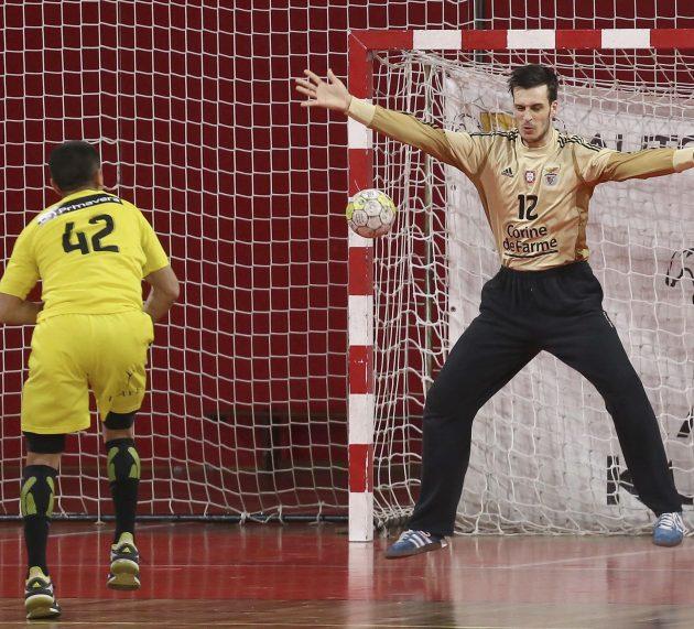 VfL Gummersbach verpflichtet Diogo Valério für die Torhüterposition