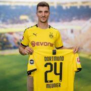 Borussia Dortmund verpflichtet Thomas Meunier