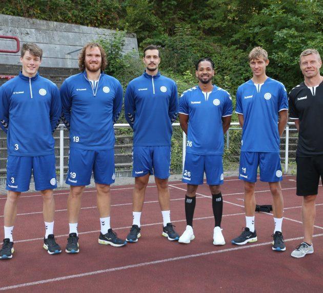 Trainingsauftakt beim VfL Gummersbach