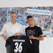 Chima Okoroji kommt vom SC Freiburg nach Paderborn