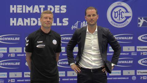 VFL Gummersbach will mit Legende Gudjon Valur Sigurdsson zurück in die erste Liga