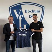VfL nimmt Gerrit Holtmann unter Vertrag