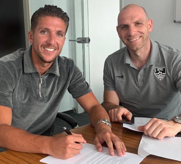 KFC verpflichtet Peter van Ooijen und Tim Albutat vom MSV
