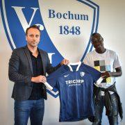 VfL verpflichtet Raman Chibsah