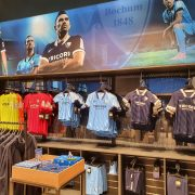 VfL-Fanshop Stadioncenter feiert Neueröffnung