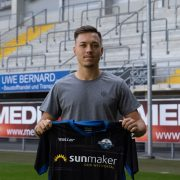 Mittelfeldspieler Julian Justvan kommt vom VfL Wolfsburg