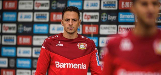 Wadenbeinbruch und Sprunggelenksverletzung: Arias fehlt Bayer 04 ein halbes Jahr
