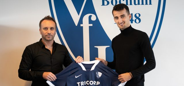 Nächster Neuzugang beim VFL Bochum: Erhan Mašović kommt vom FC Brügge