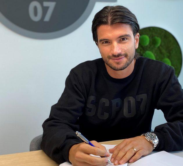 Marco Terrazzino unterschreibt bis Juni 2021 beim SCP