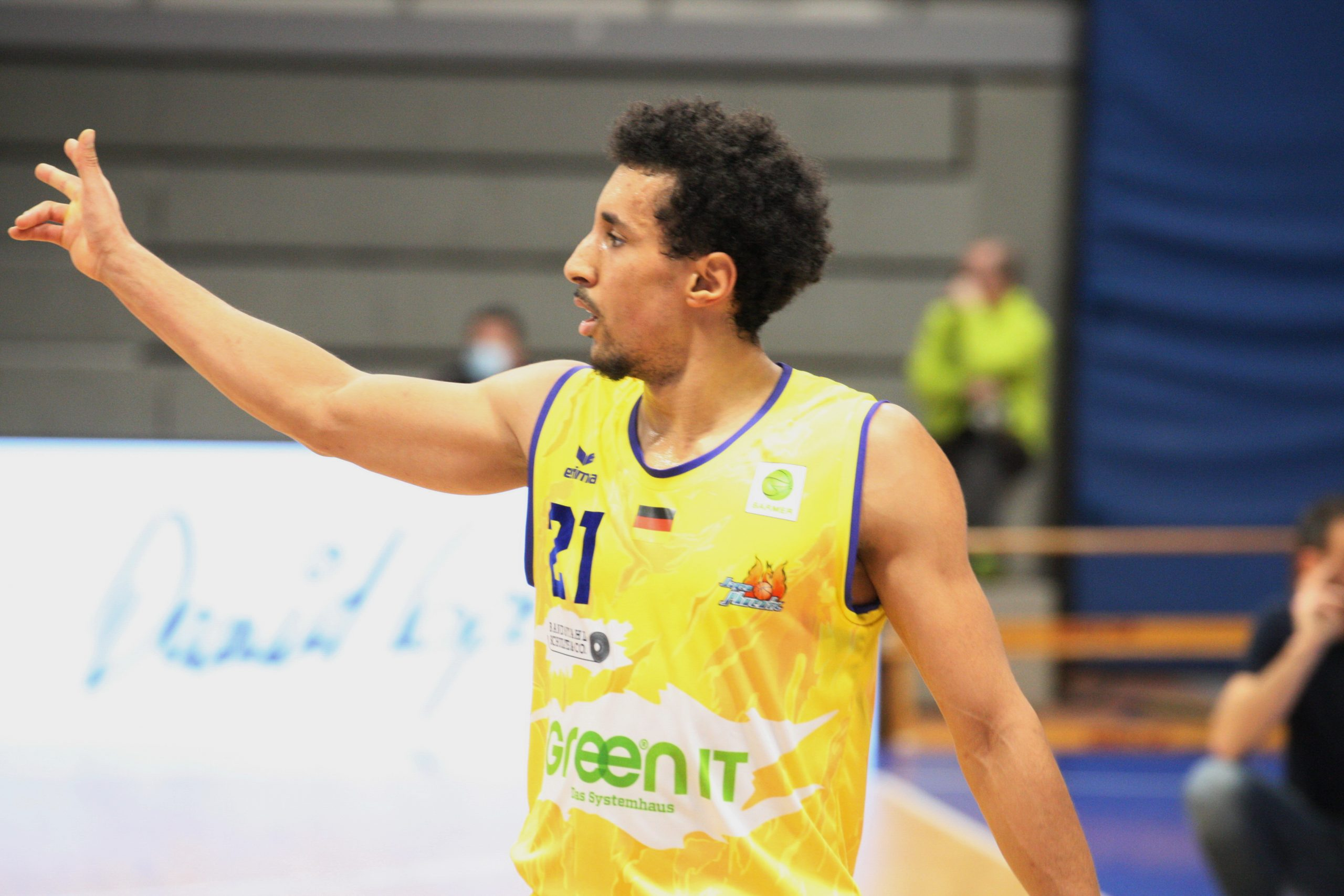 Joel Aminu verlässt Phoenix Hagen