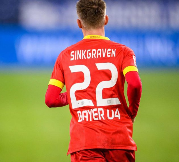 Positiver Corona-Test: Sinkgraven fehlt Bayer 04 in Frankfurt