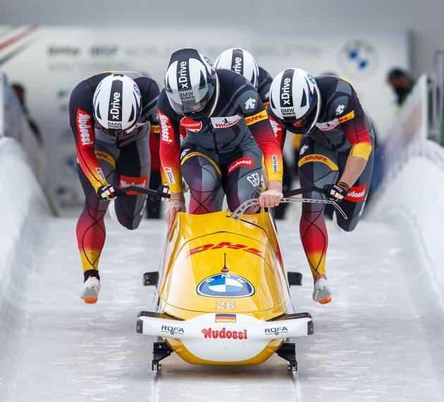Bob & Skeleton Weltcup in Winterberg: Gelungene Saison-Premiere für die Königsdisziplin – Heimerfolg für Laura Nolte