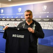 Der VfL und Fortuna Düsseldorf setzen gemeinsames Zeichen gegen Rassismus
