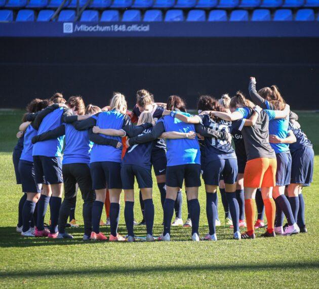 VFL Bochum: Neuausrichtung der Frauen- und Mädchenfußballabteilung