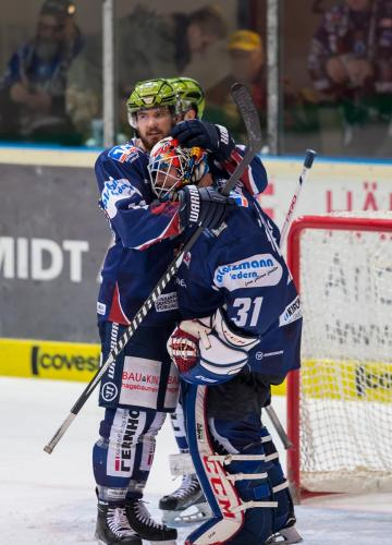 DEL: Iserlohn Roosters - Thomas Sabo Ice Tigers