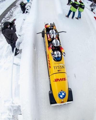 IBSF Bob & Skeleton Weltcup Winterberg (10.01.2021)