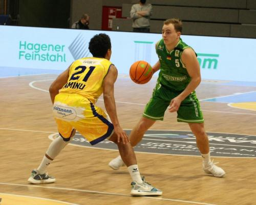 Basketball Pro A Hagen - Gladiators Trier