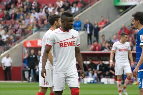 Bundesliga 20. Spieltag: 1. FC Köln - Darmstadt 98