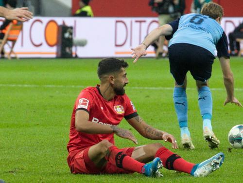 Bayer 04 Leverkusen - Borussia Mönchengladbach