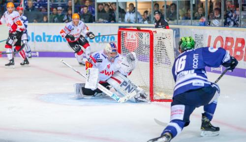 DEL: Iserlohn Roosters - Fischtown Pinguins