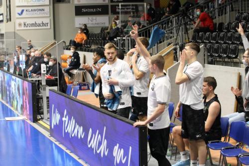 Basketball Pro A Hagen - Science City Jena