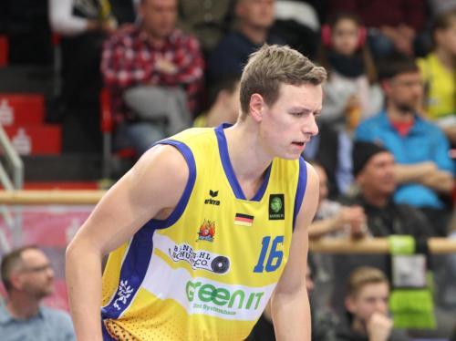 Basketball Pro A Hagen - Uni Baskets Paderborn
