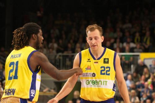 Basketball ProA: Phoenix Hagen - Chemnitz 99érs
